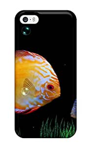 Abstract Animated Animated 3d Case Compatible With Iphone 5/5s/ Hot Protection Case