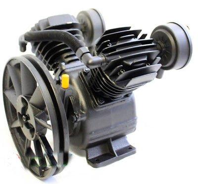 140PSI 2 Piston 3HP V Type Air Compressor Pump 1200RPM