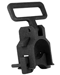Ultimate Arms Gear Aluminum Matte Black AR15 AR-15 M16 M4 Side Strap Swivel Front Sight Post Adapter Mount