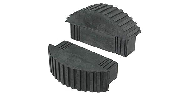 Amazon.com: Spares2go pies de goma para Youngman caja ...