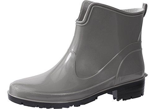 Zapatos Ladeheid Mujer Seguridad Botas Gris Botines La De 930 wPPHOq