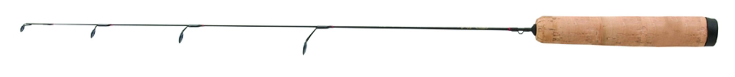 Clam 8479 JM Med Spinning Walleye Rod, 28-Inch