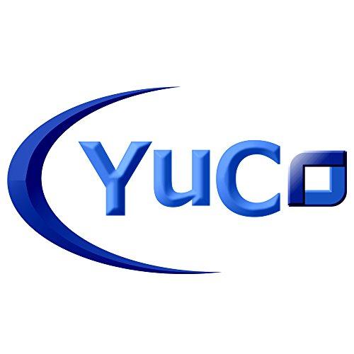 Rail 1 Din - Yuco YC-1-3B Din Rail Miniature Circuit Breaker 3P 1A B CURVE 277/480V