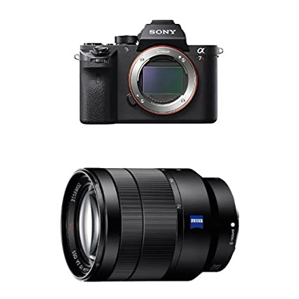 Amazon.com : Sony a7R II Full-Frame Mirrorless Interchangeable Lens ...