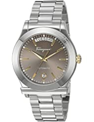 Salvatore Ferragamo Mens 1898 Limited Edition Swiss Made Automatic Watch, Model: FFQ010016