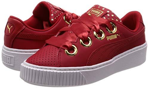 Ath Rosso Lux Puma Kiss Platform BwqxECZ