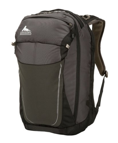 Gregory Mountain Products Border Backpack (Tarmac Black, 35-Liter), Outdoor Stuffs