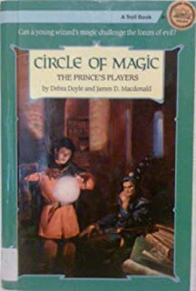 Secret of the tower circle of magic book 2 debra doyle james d the princes players circle of magic fandeluxe