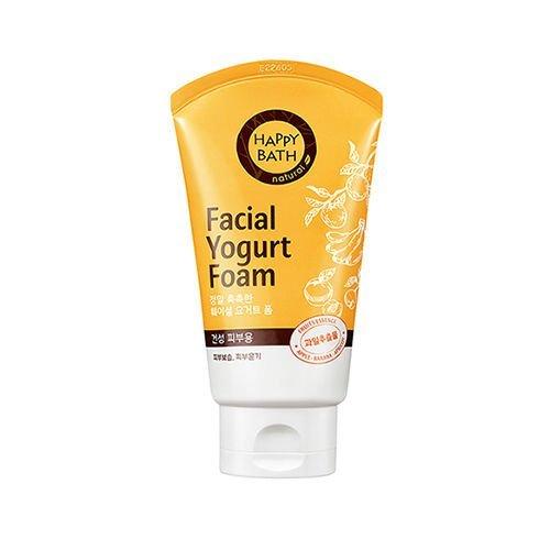 [Happybath] Facial Yogurt Foam Cleansing 120g