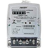 Medidor consumo de energia - monofásico 2fios - Nansen MC