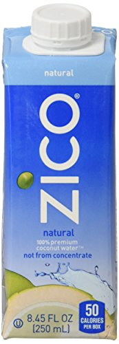 Zico Natural Coconut Water Bottle product image