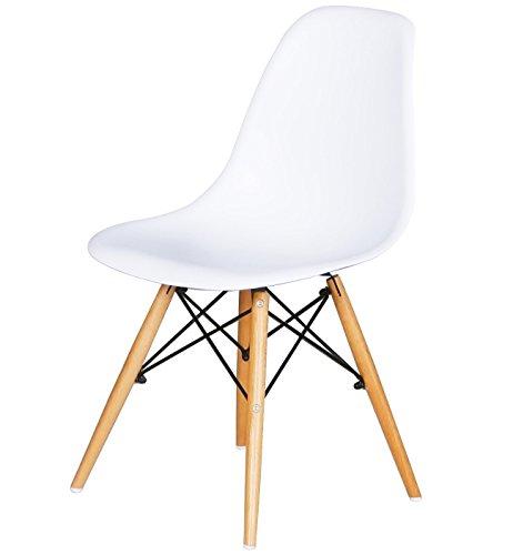 Superstudio dinamarsil set di 4 sedie con seduta in resina for Superstudio arredamento