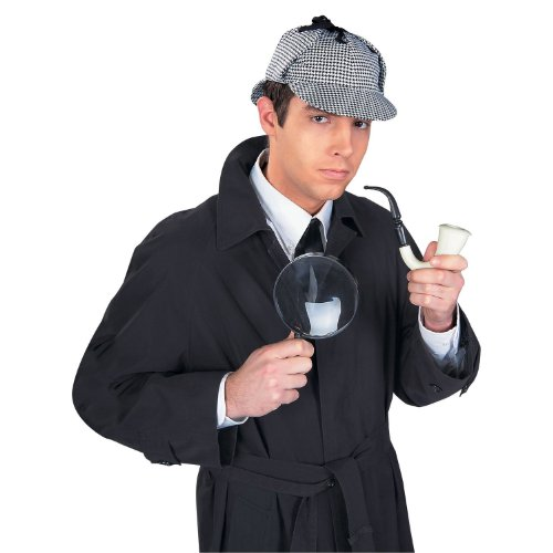 [Sherlock Holmes Detective Kit] (Lady Sherlock Holmes Costume)