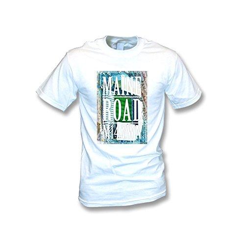 PunkFootball Southend halten das Glauben-T-Shirt, Farbe- Marine