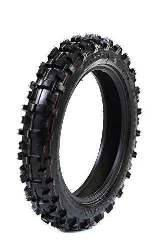 ProTrax PT1006 Motocross Offroad Dirt Bike Tire 80/100-12 Rear Soft Intermediate Terrain (Yamaha Dirt Bike Parts)