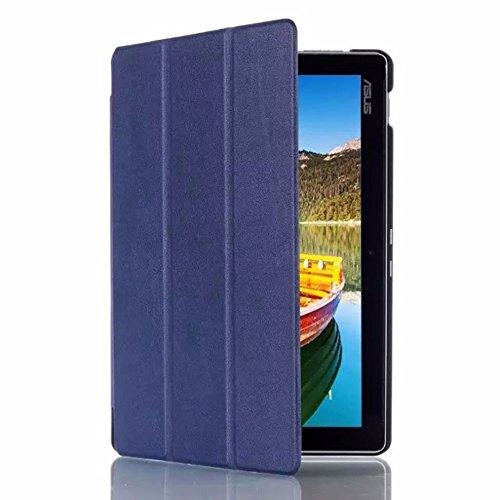 Z300 Component (Smart Cover for Asus ZenPad 10 Z300 10.1 Inch Case Stand Slim Flip Book Cover Folio Skin Zen Pad Z300c Z300cg Z300cl (Blue) NEW)