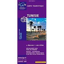 IGN MONDE : TUNISIE - TUNISIA
