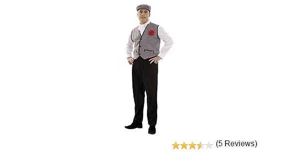 Disfraz de Madrileño para hombre talla 60: Amazon.es: Juguetes y juegos