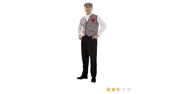 Disfraz de Madrileño para hombre talla 60
