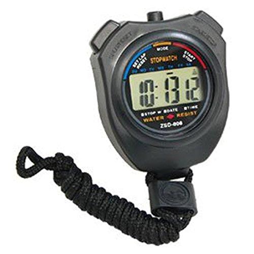 Andux Zone Digitale Hand Chronograph Stoppuhr, Lap Timer, Wecker,Stoppuhr Athletik CS/MB01