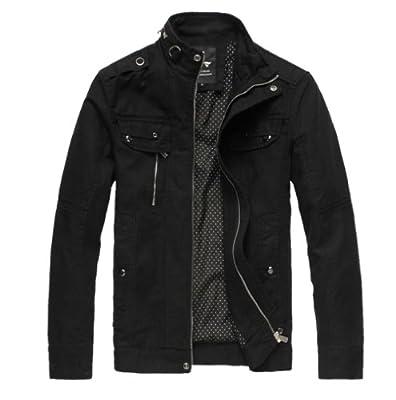 Wantdo Men's Casual Jacket & Outwear
