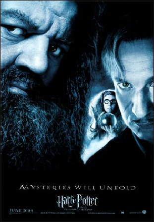 Harry Potter y el prisionero de Azkaban cartel de película ...
