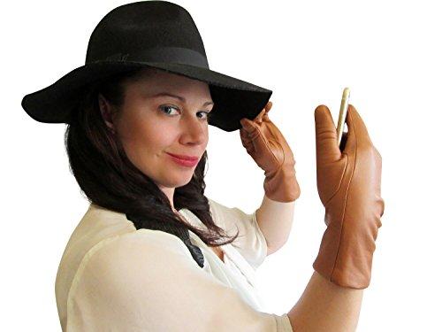 british tan gloves - 1