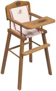 Chaise haute poupée Moulin Roty: : Bébés & Puériculture
