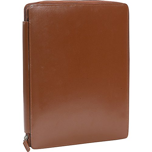 leatherbay-casual-leather-padfolioantique-tanone-size