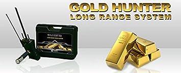 Ger Detect Detector de oro de largo alcance