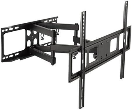 Impact Mounts Dual Arm Swivel LCD LED Full Motion TV Wall Mount for 37-70 TVs 37 42 46 47 50 55 60 65 70