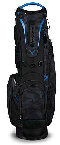 Cheap Callaway Golf 2018 Hyper Lite 3 Stand Bag ,Camo, Double Strap
