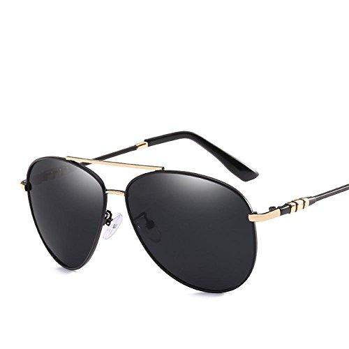gafas anti polarizadas sol libre hombres gafas las de conductor al Espejo de sol de marea B la de aire uv400 manera Aoligei de nA7vUqn