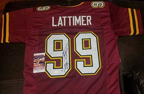Andrew Bryniarski Autographed Signed Memorabilia Lattimer Jersey From Movie The Program JSA from Sports Collectibles Online