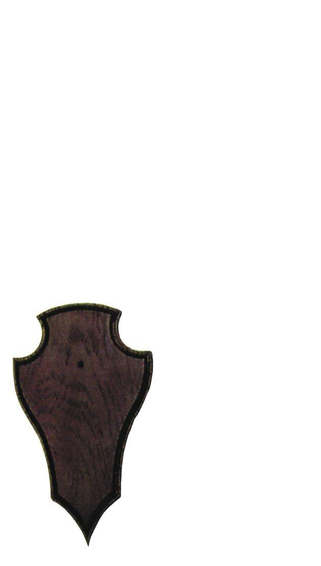 marr/ón Oscuro Jehn 1911/a geh/örnschild 19/x 12/cm
