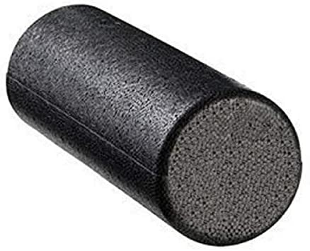 Full Round Black Molded Foam High Density Foam Roller