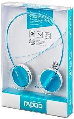 4b3fc3bf351 Rapoo H6020 Bluetooth Stereo Headset: Amazon.ae: dealtimedxb