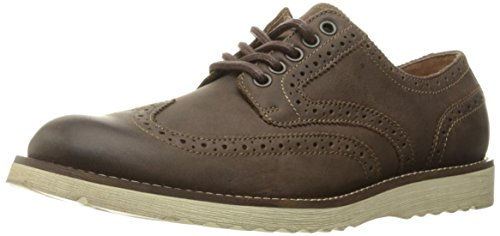 Gh Bas & Co. Mens Stafford Oxford Choklad