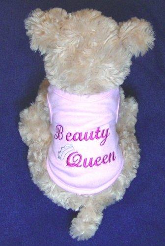 Dog T-shirt Beauty Queen (small)
