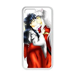 Welcome!Iphone 5C Cases-Brand New Design Inuyasha Printed High Quality TPU For Iphone 5C 4 Inch -04