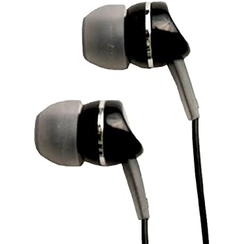Wicked Audio DLMETBT35 In-Ear Earbuds, Metallic (Discontinued by Manufacturer)