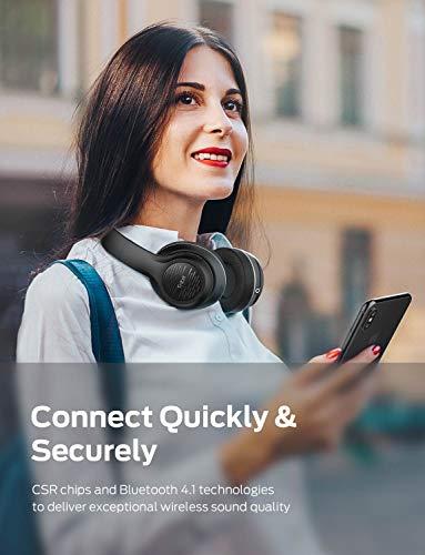 Tribit XFree Tune Bluetooth Headphones Over Ear - Wireless