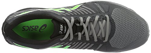 Asics Fuzex Tr  Zapatillas para Hombre Gris (grau/grün)