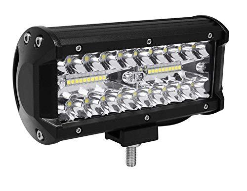 180W Streifen Arbeitsscheinwerfer Offroad Zusatzscheinwerfer 10-30V IP67
