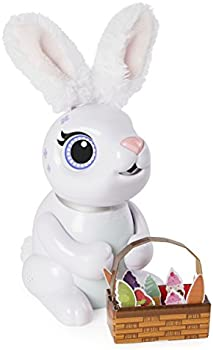 Zoomer Hungry Bunnies Chewy Interactive Robotic Rabbit That Eats