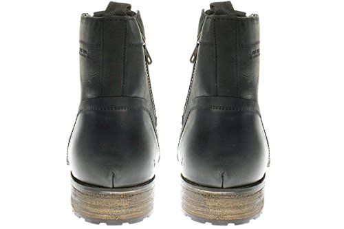 Pepe Jeans London Melting Med - Herren Schuhe Boots - PMS50115-999-black