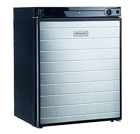 DOMETIC RF60 30mbar Kühlschrank Trimixte durch Absorption, schwarz, 60 L