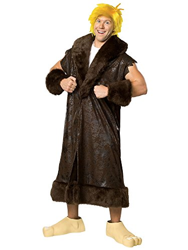 (The Flintstones Barney Rubble Costume for Adults)