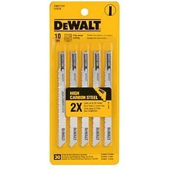 Dewalt Dw3762h2 4 Inch 10tpi Laminate Down Cutting Hsc T