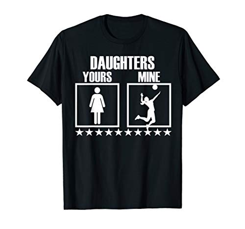 (Volleyball Mom and Dad Gift - Shirt for Volleyball)